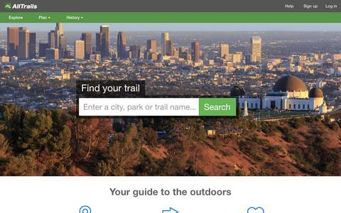 Outdoor Guides | Hiking, Camping, Trail Running, Dog Friendly Trails | AllTrails.com