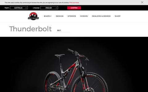 Thunderbolt | Rocky Mountain Bicycles
