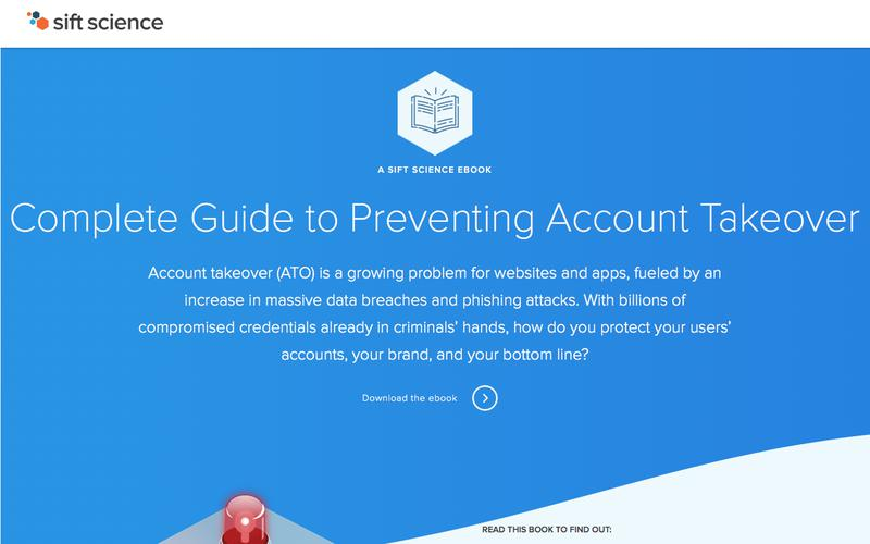 Guide to preventing Account Takeover
