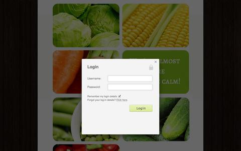Screenshot of Contact Page Login Page waterklooffresh.com - Waterkloof Fresh - Home Of Healthy Salads, Fresh Shredded Lettuce, Tomatoes and Coleslaw, HACCP Certified Company - captured Oct. 24, 2014