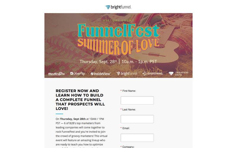 FunnelFest: Summer of Love Virtual Event
