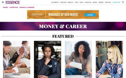 Money & Career | Essence.com