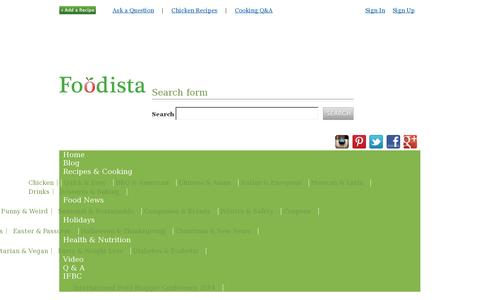 Screenshot of About Page foodista.com - Foodista | Recipes, Cooking Tips, and Food News | About Us - captured July 20, 2014