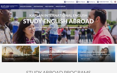 Kaplan International | Learn English Abroad