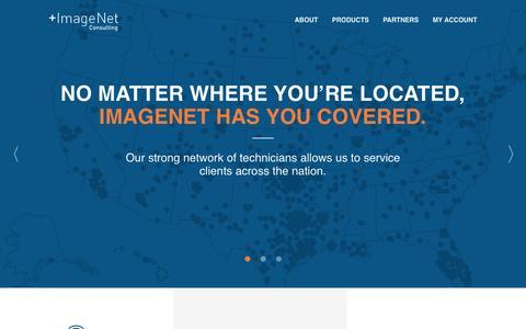 Screenshot of Home Page price2.com - Home | ImageNet - captured Sept. 18, 2015