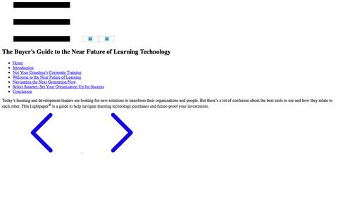The Buyer's Guide to the Near Future of Learning Technology   Degreed