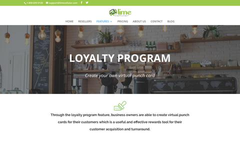 Loyalty Program | Lime Cellular