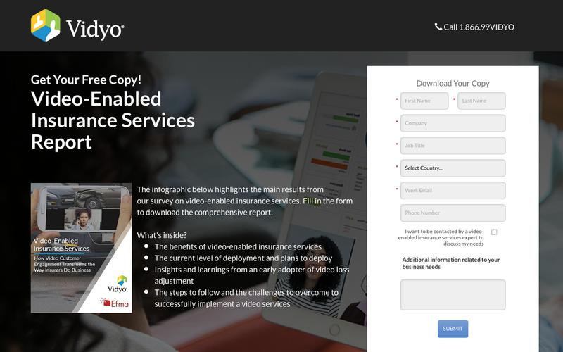 Download Embedded Video Chat for Insurance Companies