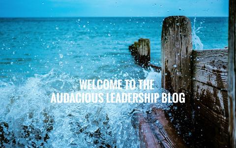 Screenshot of Blog forwardleader.org - Audacious Leadership powered by Forward Leader - captured Aug. 4, 2016