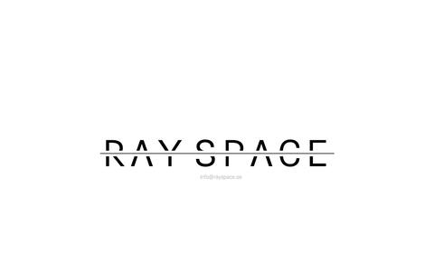 Screenshot of Home Page rayspace.se - Ray Space AB - captured Oct. 9, 2014