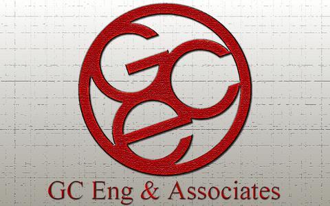 Screenshot of Home Page gceng.com - GC Eng & Associates - captured Sept. 30, 2018