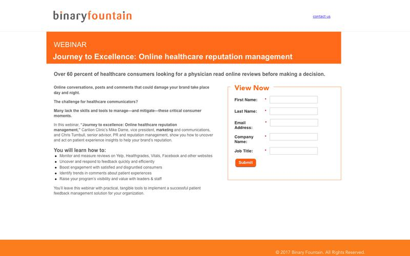 How a Provider's Marketing Team is Impacting the Patient Experience