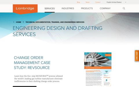 Drafting Services and Engineering Design Services