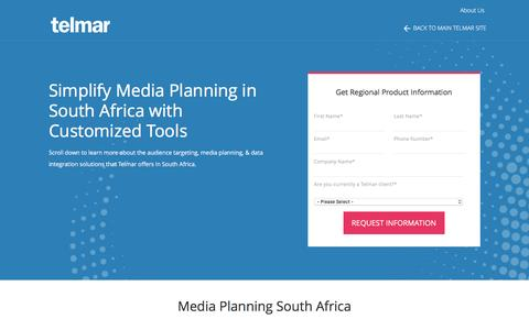 Media Planning in South Africa - Telmar