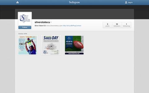 Screenshot of Instagram Page instagram.com - Instagram - captured Oct. 30, 2014