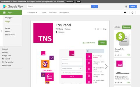 TNS Panel - Android Apps on Google Play