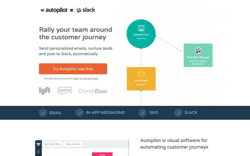 Integrate Autopilot + Slack