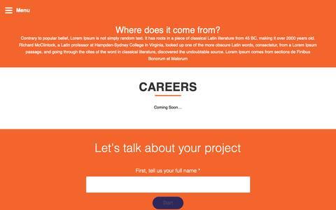Screenshot of Jobs Page floorserve.co.uk - Careers – Floorserve Commercial Flooring Site - captured Oct. 10, 2018