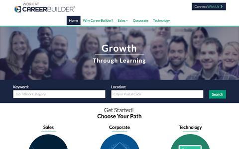 Careerbuilder Careers