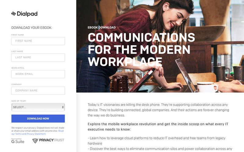 Communications for the Modern Workplace | Dialpad