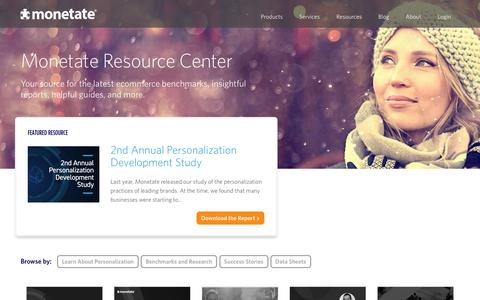Ecommerce Personalization & A/B Testing Resource Information |…