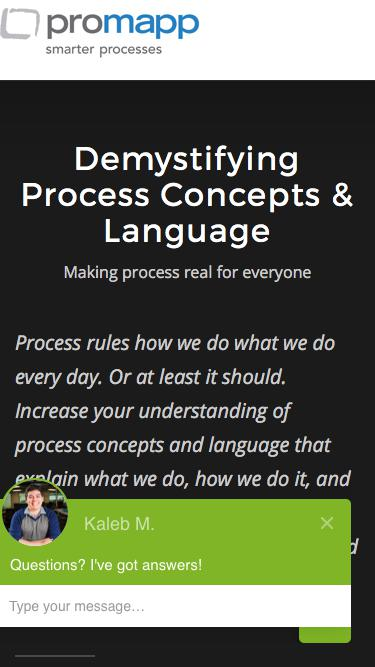 Webinar: Demystifying Process Concepts and Language