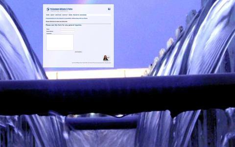 Screenshot of Contact Page mwyusa.com - McGoodwin, Williams and Yates, Inc. - Contact Us - captured Oct. 4, 2014