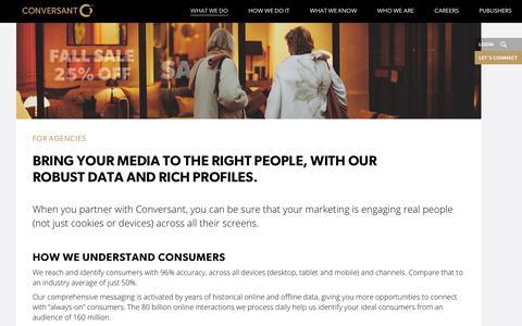 Online Marketing Agency Partner | Digital Marketing | Conversant
