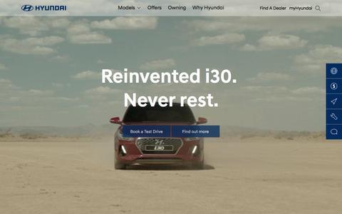 Hyundai Motor Company Australia - Hyundai Australia