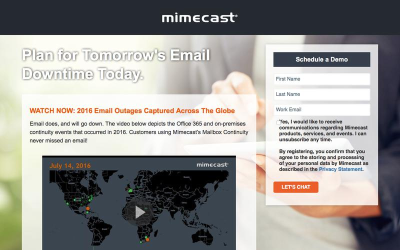 email cloud services in security & archiving | mimecast