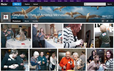 Screenshot of Flickr Page flickr.com - Flickr: GPA-MN's Photostream - captured Oct. 23, 2014