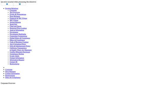 Screenshot of Home Page sunedison.com - Overview   SunEdison - captured Jan. 20, 2018