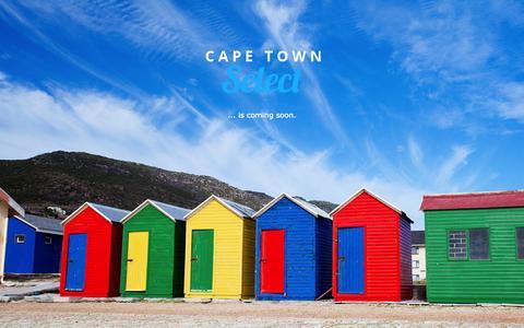 Screenshot of Blog capetownselect.com - Blog | Cape Town Select - captured July 18, 2015