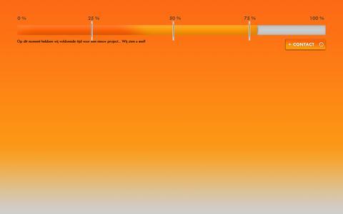 Screenshot of Contact Page liberty-marketing.nl - Contact » Liberty Marketing & Design! - captured Oct. 2, 2014