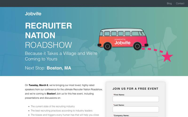 Recruiter Nation Breakfast | Boston