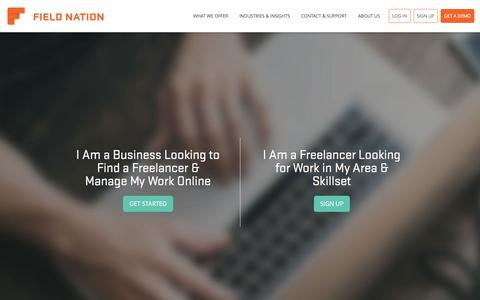 What are you looking to accomplish? | Find & Hire Freelancers | Freelance Projects; Work Online