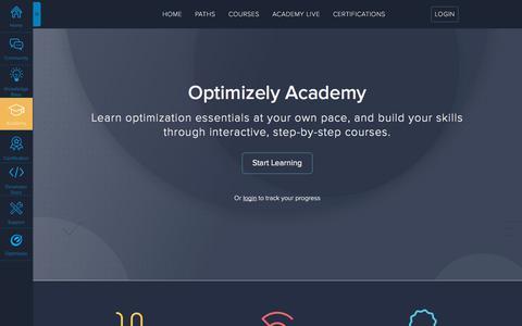 Optimizely Academy