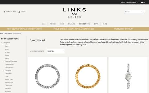 Sweetheart Collection | Links of London