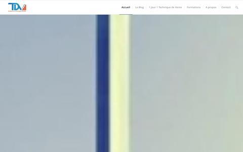Screenshot of Home Page technique-de-vente.com - Technique de Vente : Le Blog des Techniques de Vente & Négociation - captured Jan. 17, 2016