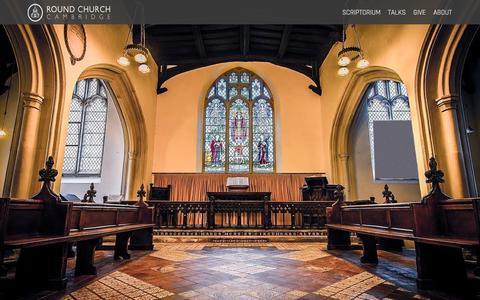 Screenshot of Press Page christianheritage.org.uk - Christian Heritage :  MEDIA - captured July 17, 2018