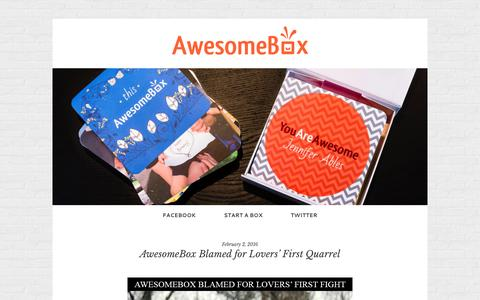 AwesomeBox » The Best Gift You'll Ever Give