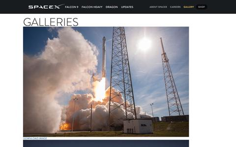 Galleries | SpaceX