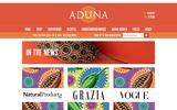Old Screenshot Aduna Ltd Press Page