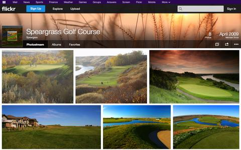 Screenshot of Flickr Page flickr.com - Flickr: Speargass' Photostream - captured Oct. 26, 2014