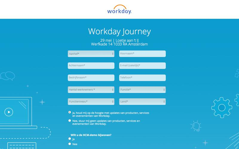 Workday Journey
