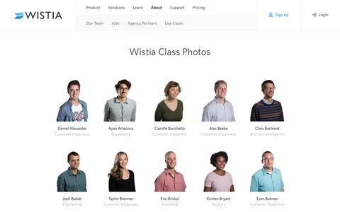 Wistia Yearbook | Wistia