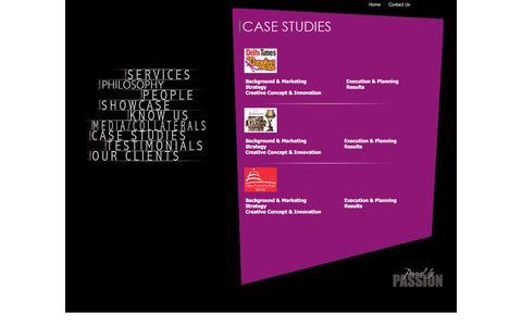 Screenshot of Case Studies Page showcraftproductions.com - Event Management Company England : Event Management Services, Event Organisers England - captured Dec. 2, 2016