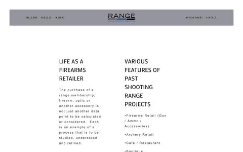 Screenshot of Press Page rangedevelopmentservices.com - Insight — Your Site Title - captured Dec. 20, 2018