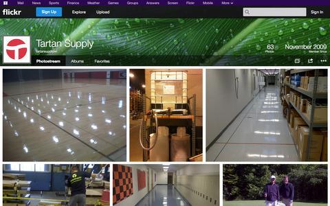 Screenshot of Flickr Page flickr.com - Flickr: tartansupplywi's Photostream - captured Oct. 26, 2014