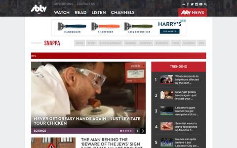 SBTV News - SBTV